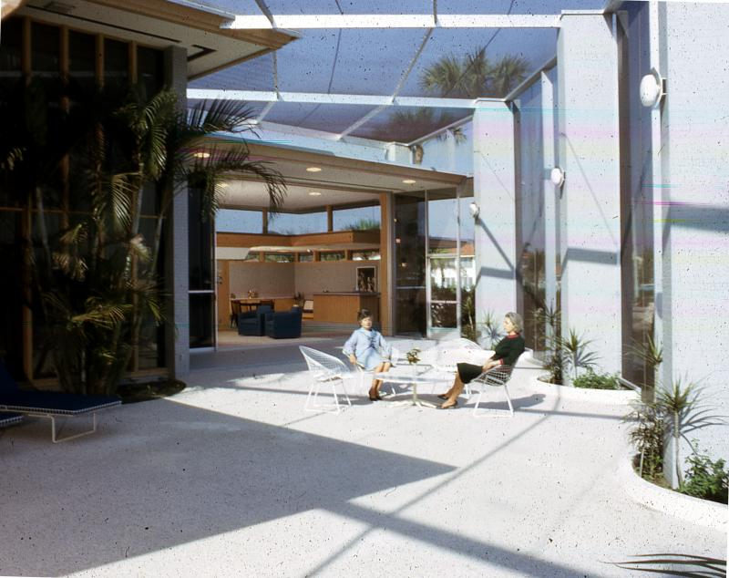 Sanford M Goldman Aia Architect 6 Residential Photosthis House Is Located On Upper Tampa Bay
